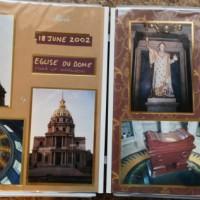 Europe Vacation: Paris, France: Eglise Du Dome - Tomb of Napoleon