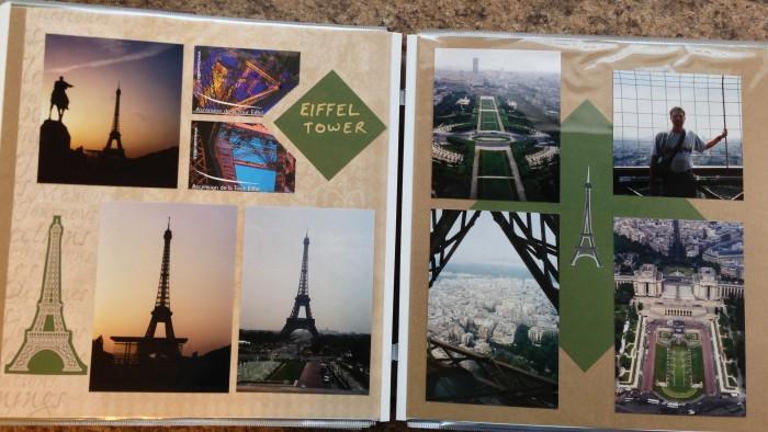 Europe Trip: Eiffel Tower