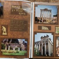 Europe Trip: Roman Forum, Rome, Italy