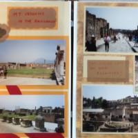 Europe Trip: Pompeii, Italy