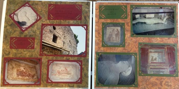 Europe Trip: Pompeii - Porn, Death, and Art