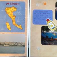 Europe Vacation: Corfu, Greek Islands