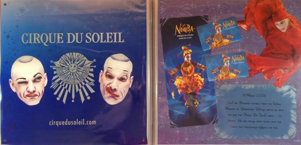 Disney Vacation 2008: Cirque Du Soleil - La Nouba