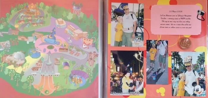 Disney Vacation 2008: Hollywood Studios - Entrance