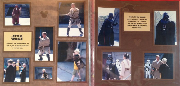 Disney Vacation 2008: Hollywood Studios - Jedi Training - 1