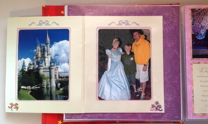 Disney Vacation 2008: Magic Kingdom - Cinderella's Royal Table - 2