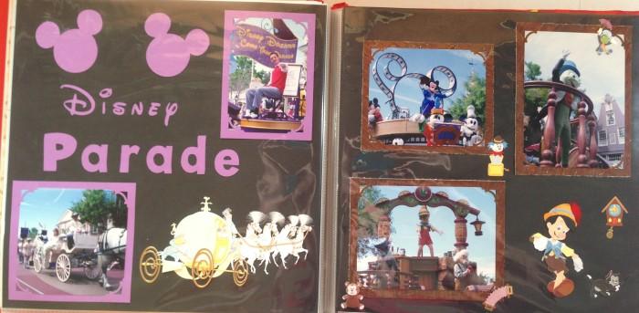 Disney Vacation 2008: Disney Parade - 1