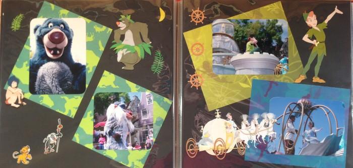 Disney Vacation 2008: Disney Parade - 3