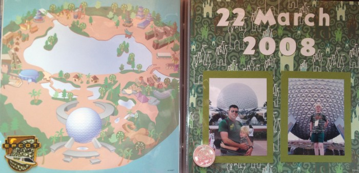 Disney Vacation 2008 - EPCOT
