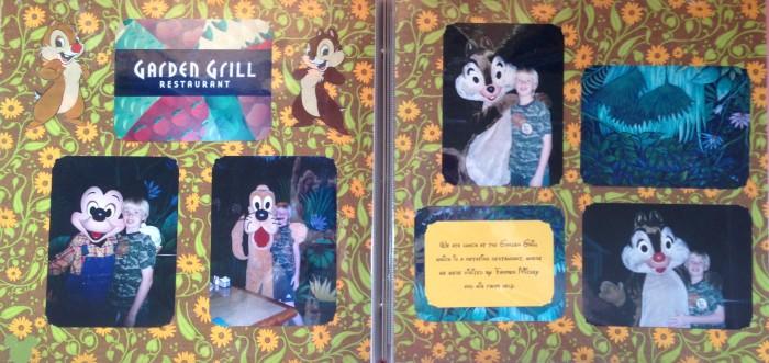 Disney Vacation 2008 - EPCOT - Garden Grill