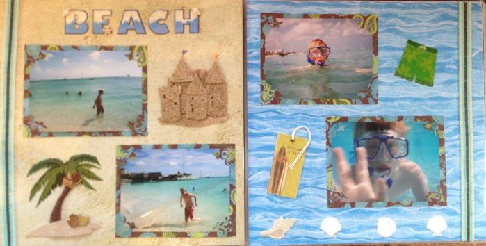 Aruba Vacation 2009: Beach Time