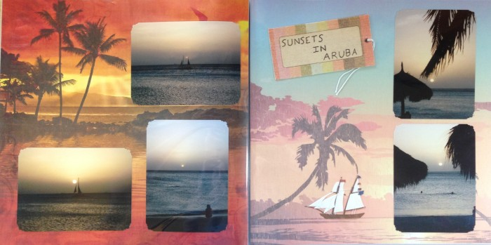 Aruba Vacation 2009: Sunsets