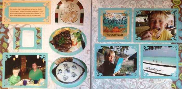 Aruba Vacation 2009: Restaurants