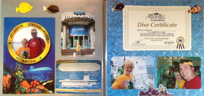Aruba Vacation 2009: Atlantis Submarine