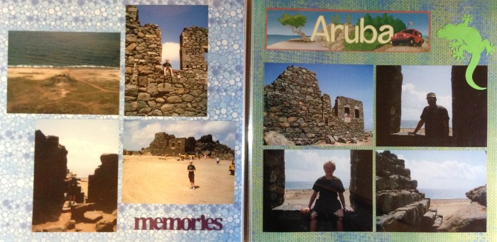Aruba Vacation: Abandoned Gold Mines and Drunken Lizards