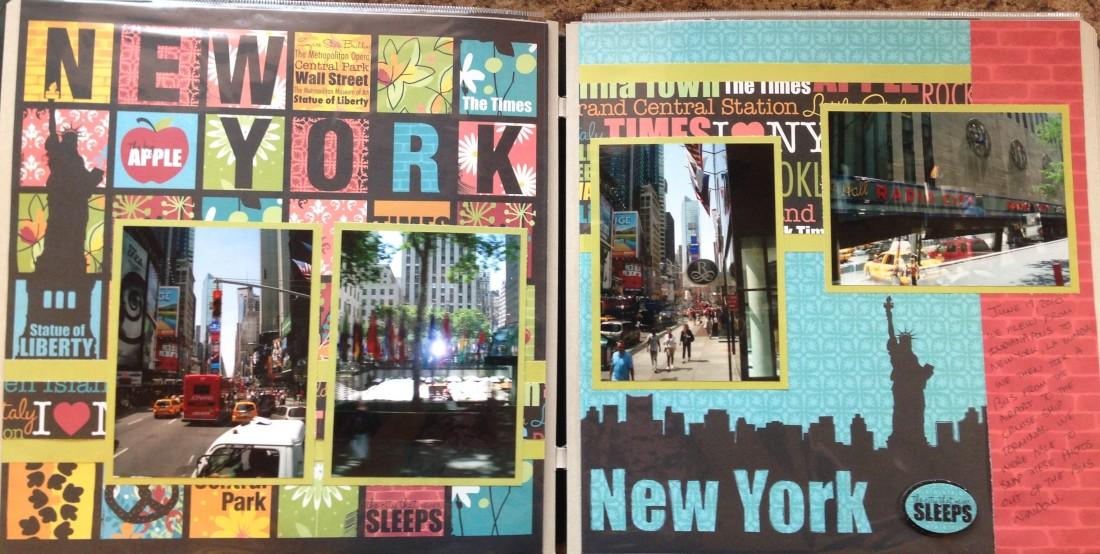 Canada Cruise 2010: New York