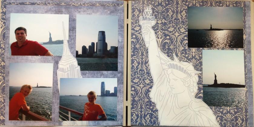Canada Cruise 2010: Statue of Liberty