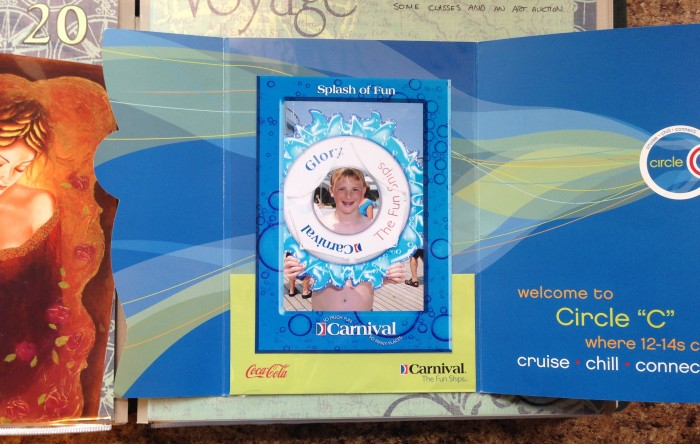 Canada Cruise 2010: Entertainment at Sea - Closeup