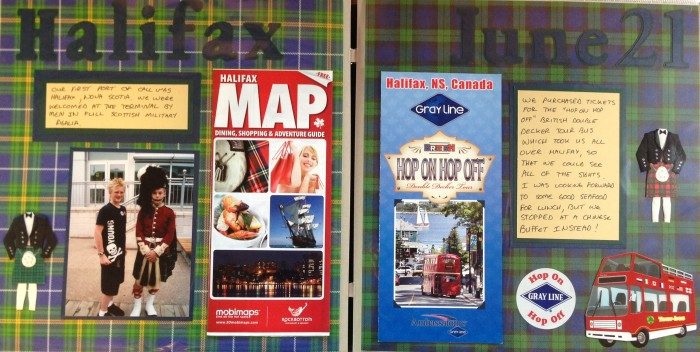 Canada Cruise 201: Halifax, Nova Scotia