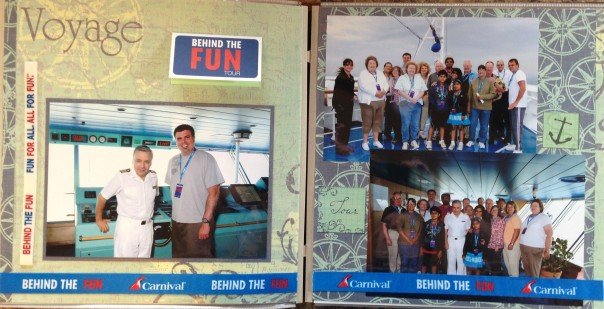 Canada Cruise 2010: Behind the Fun Tour