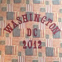 Washington DC 2012: Title Page