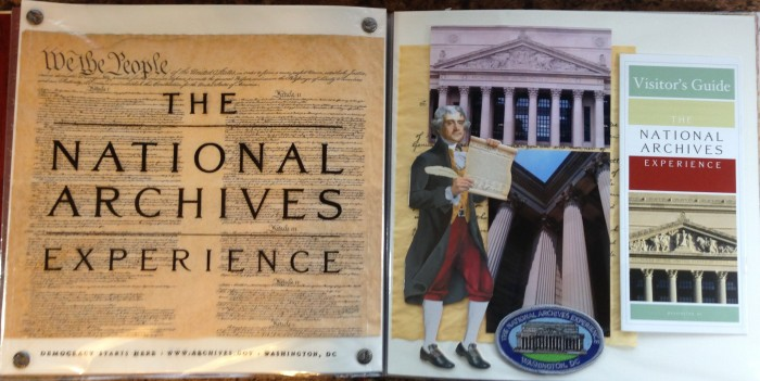 Washington DC 2012: National Archives