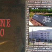Washington DC 2012: Pentagon 9/11 Memorial
