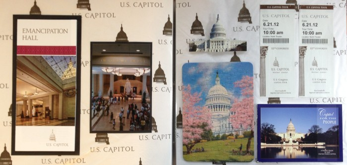 Washington DC 2012: The Capitol Building - Tour