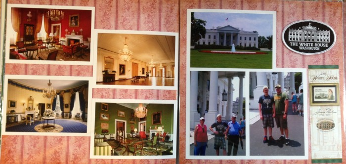 Washington DC 2012: White House