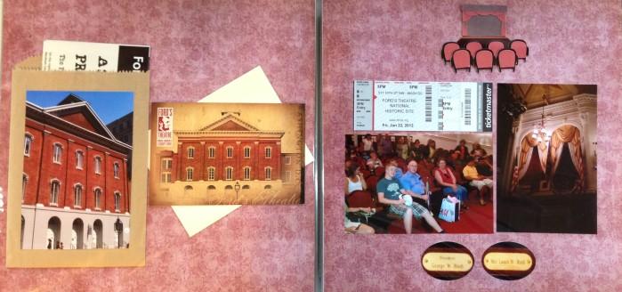 Washington DC 2012: Ford Theater