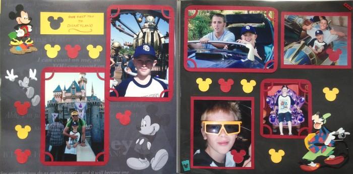 2007: Disneyland