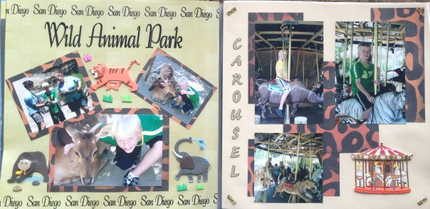 2007: San Diego Wild Animal Park
