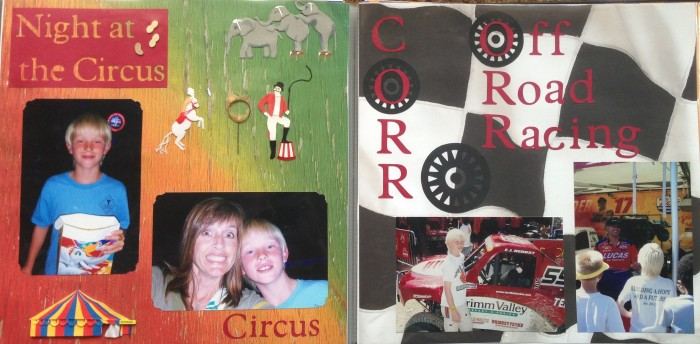 2007: Circus and CORR
