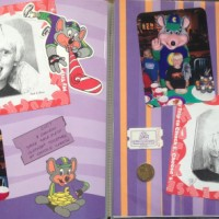 2007: Our First Birthday - Chuck E Cheese