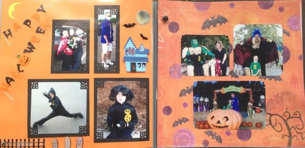 2007: Halloween at Legoland