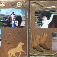 2007: Horseback Riding