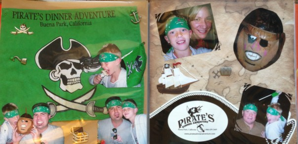 2007: Pirate's Dinner Adventure