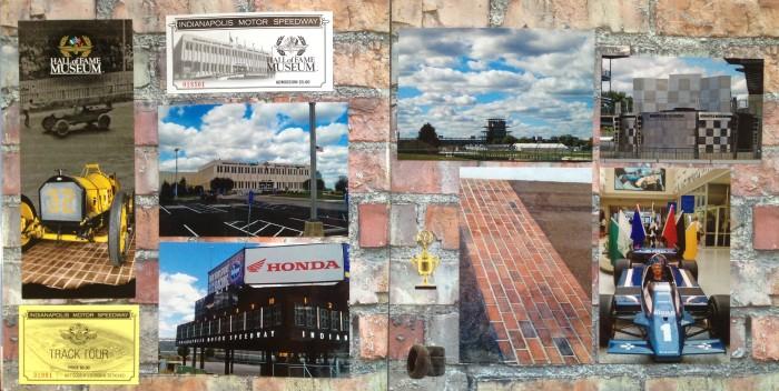 2012: Indianapolis Motor Speedway