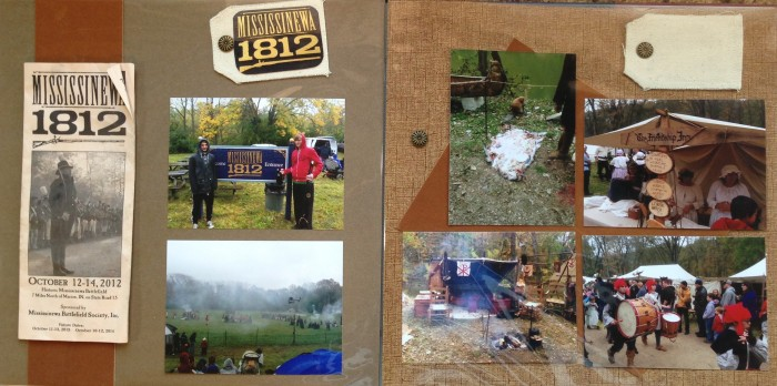 2012: Mississinewa 1812
