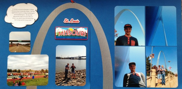 2012: St Louis Arch
