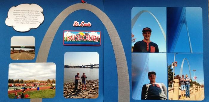 2012: St Louis Arch - 1