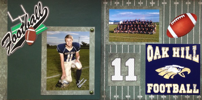 2012: Football - Exchange Student - 1