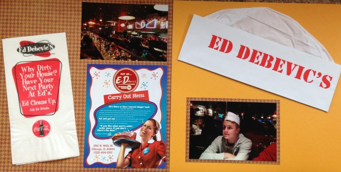 2012: Ed Debevic's