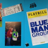 2012: Blue Man Group