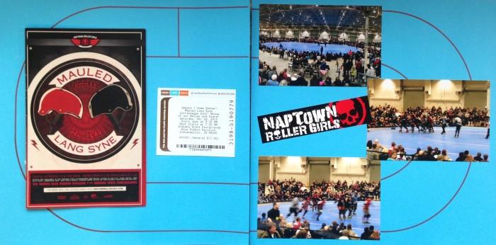 2012: Naptown Roller Derby