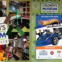 2013: Indianapolis Children's Museum