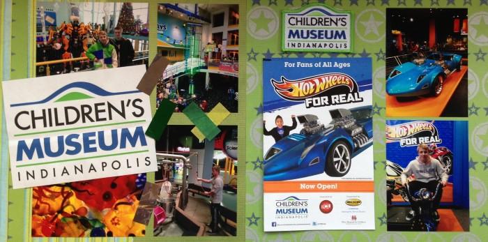 2012: Indianapolis Children's Museum
