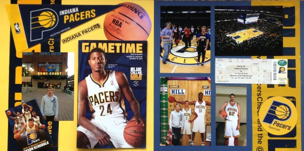 2013: Indiana Pacers Game