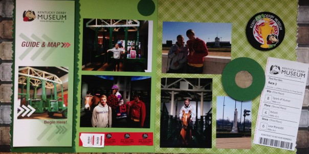 2013: Kentucky Derby Museum