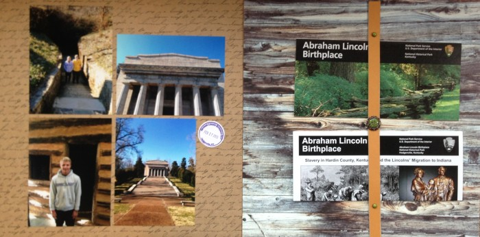 2013: Abraham Lincoln Birthplace